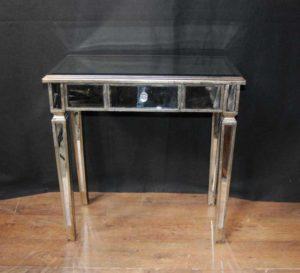 Art Deco Gespiegelte Konsolentisch Hall Tische